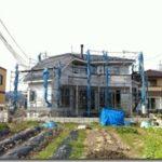 豊岡市の家~大工工事も大詰め!