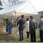 宍粟市山崎町の家2011 ~地鎮祭~