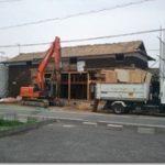 揖保郡太子町の家 ~思い出の家、解体~