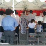 姫路市西今宿の家 ~真夏の地鎮祭~