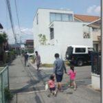 姫路市北平野の家~建築家の自邸見学~