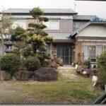 姫路市山田町でリフォームがはじまりました。