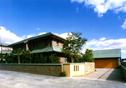 №013 広い敷地に建つ親子住宅 (神崎郡香寺町の家)